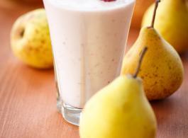 Pear and Kefir shake.jpg